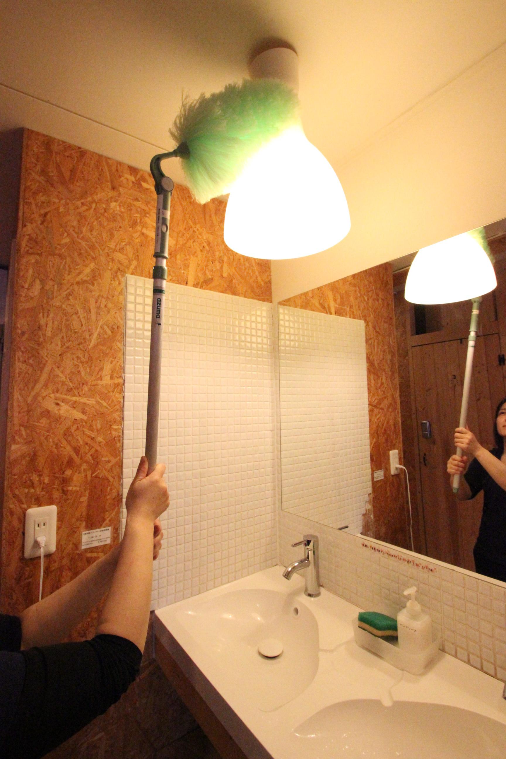 入居者の方が、掃除をしやすい ...